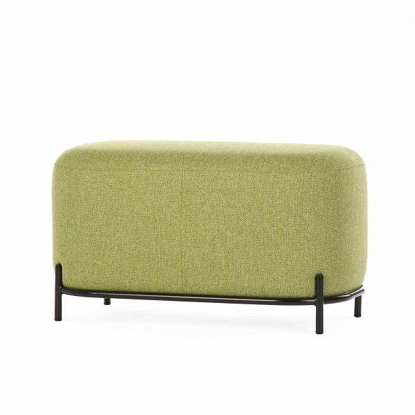 Пуф Pawai ширина 80Пуфы и оттоманки<br>Пуфы необязательно должны присутствовать в домашнем интерьере, но сколько эстетического наслаждения и комфорта дарит такая мебель. Дизайнерский пуф Pawai ширина 80 буквально преобразит любую обстановку, интерьер вмиг станет более приветливым, более удобным и теплым.<br><br><br> Особенное внимание стоит уделить материалам, из которых создается эта модель: все исходники обладают высочайшим качеством и отлично соответствуют духу современных стилей в дизайне. Прочный и практичный полиэстер обладает ...<br><br>stock: 10<br>Высота: 45<br>Ширина: 80<br>Глубина: 40<br>Цвет ножек: Черный<br>Материал каркаса: Дерево<br>Материал обивки: Полиэстер<br>Тип материала обивки: Ткань<br>Тип материала ножек: Сталь<br>Цвет обивки: Зеленый