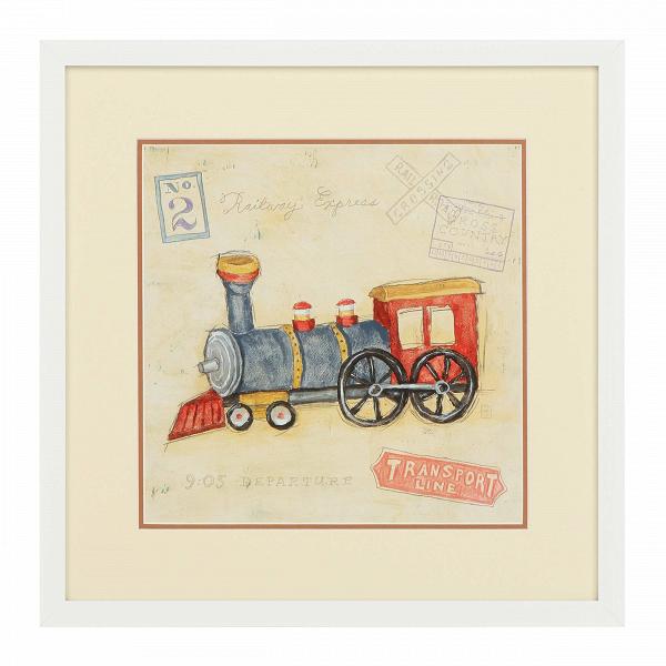 Постер DCMA1591830Картины<br><br><br>stock: 12<br>Ширина: 44,6<br>Цвет: Разноцветный<br>Длина: 44,6
