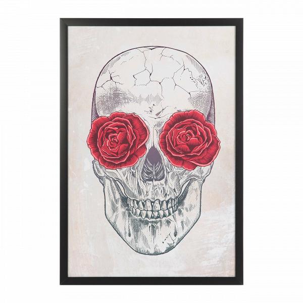 Постер In Love to DeathКартины<br><br><br>stock: 6<br>Ширина: 65,4<br>Цвет: Разноцветный<br>Длина: 95,4