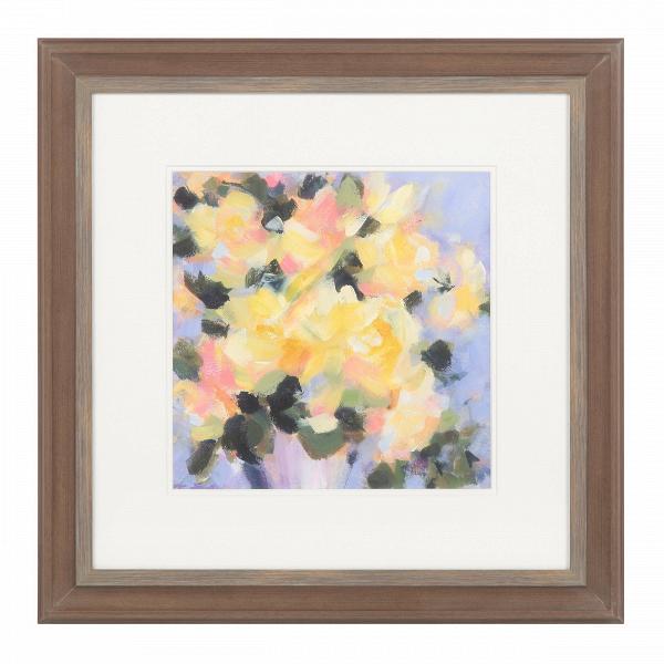 Постер Roses in Yellow