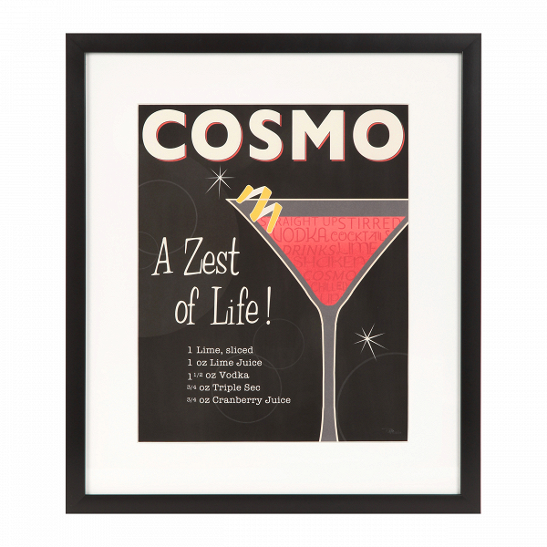 Постер CosmoКартины<br><br><br>stock: 12<br>Ширина: 41<br>Цвет: Разноцветный<br>Длина: 48