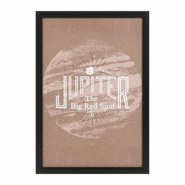 Постер JupiterКартины<br><br><br>stock: 12<br>Ширина: 33<br>Цвет: Коричневый<br>Длина: 48