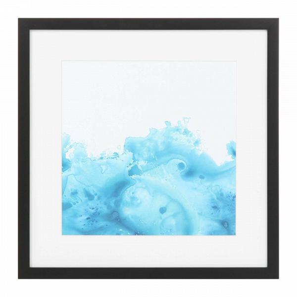 Постер GJPWO1792705Картины<br><br><br>stock: 12<br>Ширина: 43,8<br>Цвет: Голубой<br>Длина: 43,8