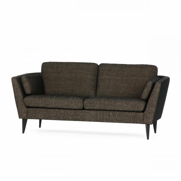 Диван Mynta ширина 180Двухместные<br>Дизайнерский двухместный светлый диван Mynta (Минта) ширина 180 классической формы от Sits (Ситс).<br><br><br> Комфорт и необычайное удобство дивана Mynta ширина 180 диктуется его приятной, элегантной формой простотой деталей. Диван, как и большая часть мебели известной компании Sits, обладает легкими шведскими чертами. Диван выполнен в изысканном классическом стиле и имеется в двух вариантах — темно-бежевом и бирюзовом.<br><br><br> Диван небольшого размера, что позволяет вам без особых усилий найти ...<br><br>stock: 2<br>Высота: 82<br>Высота сиденья: 45<br>Глубина: 87<br>Длина: 180<br>Цвет ножек: Черный<br>Материал обивки: Полиэстер, Акрил<br>Коллекция ткани: Категория ткани II<br>Тип материала обивки: Ткань<br>Тип материала ножек: Дерево<br>Цвет обивки: Черный