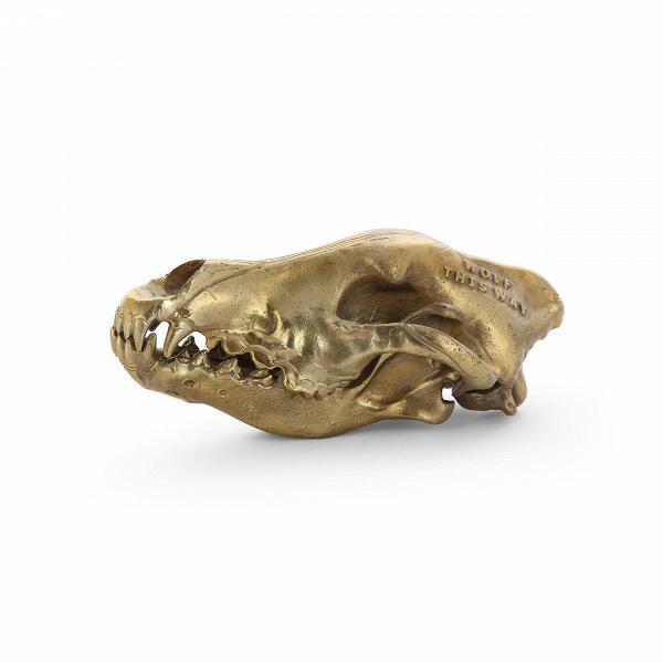 Настольная статуэтка Wolf Skull статуэтка skull