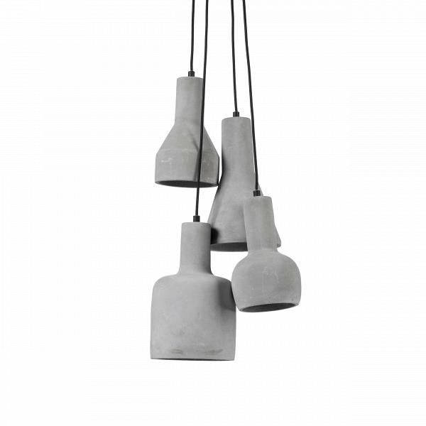 Подвесной светильник Nordic BasicПодвесные<br>Серия Nordic — оммаж знаменитому скандинавскому минимализму. Эти подвесные светильники — словно скульптура в камне: абажур из бетона и правда похож на элегантную чашу или кувшин, а то и вовсе на горное ущелье.<br><br><br> Простые линии, естественные материалы и природные цвета — подвесной светильник Nordic Basic точно порадует любителей всего органического и натурального, поклонников шведских и норвежских бутик-отелей на природе и скандинавской функциональности. Модель не зря называется «базов...<br><br>stock: 0<br>Диаметр: 35<br>Длина провода: 150<br>Количество ламп: 4<br>Материал абажура: Бетон<br>Материал арматуры: Сталь<br>Мощность лампы: 40<br>Ламп в комплекте: Нет<br>Напряжение: 220<br>Тип лампы/цоколь: E14<br>Цвет абажура: Натуральный<br>Цвет арматуры: Черный