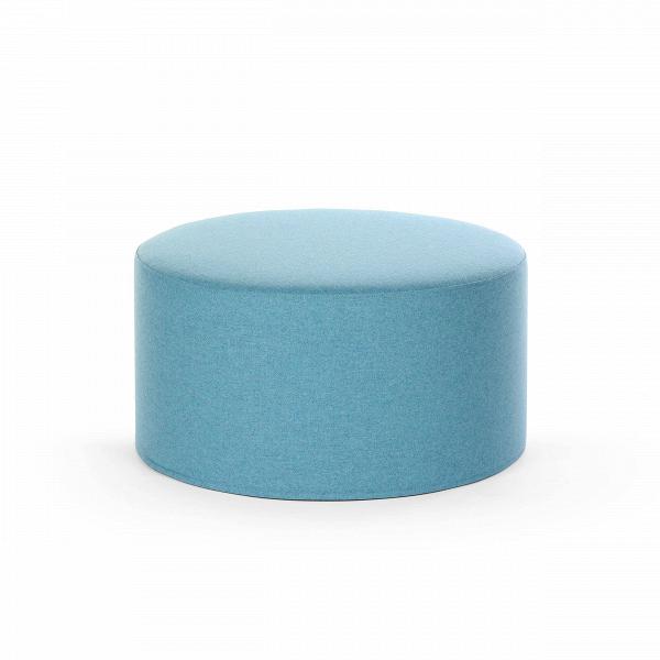 Пуф Drum LargeПуфы и оттоманки<br><br><br>stock: 0<br>Высота: 30<br>Диаметр: 60<br>Материал обивки: Шерсть, Полиамид<br>Тип материала обивки: Ткань<br>Цвет обивки: Светло-голубой