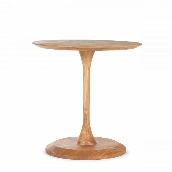 Кофейный стол NativeКофейные столики<br>В попыткахВсоздать по-настоящему стильный интерьер совсем не нужно прибегать к использованию броской мебели и аксессуаров. В этом деле главную роль играют минимум деталейВи натуральные материалы. <br> <br> Уникальность кофейногоВстола Native заключена в егоВпростоте. Всего три элемента из натурального массива ивы, мастерствоВстоляра, и перед вами полноценный дизайн —Вни отнять, ни прибавить!В<br><br>stock: 0<br>Высота: 56<br>Ширина: 53<br>Длина: 53<br>Материал каркаса: Массив ивы<br>Тип материала каркаса: Дерево<br>Цвет каркаса: Коричневый