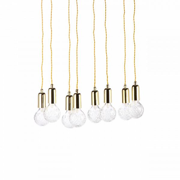 Подвесной светильник Crystal Bulb круглый куплю дом или квартиру в сураже брянской области