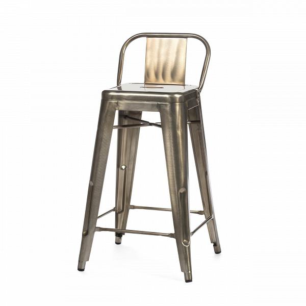 Барный стул Low Back TolixПолубарные<br>Бренд Tolix, детище Ксавье Пошара, уже много лет пользуется всемирной популярностью в самых разных помещениях, как общественных, так и частных. И стилизуют этой мебелью не только индустриальные интерьеры, но и модерн, ар-деко и другие направления.<br><br><br> Представленный вашему вниманию барный стул Low Back Tolix — это отличный вариант мебели для отдыха как в помещении, так и на открытом воздухе.ВГальванизированная сталь цвета пушечной бронзы — единственный исходный материал. Надежные,...<br><br>stock: 0<br>Высота: 83<br>Высота сиденья: 65<br>Ширина: 44<br>Глубина: 46<br>Тип материала каркаса: Сталь<br>Цвет каркаса: Бронза пушечная<br>Дизайнер: Xavier Pauchard