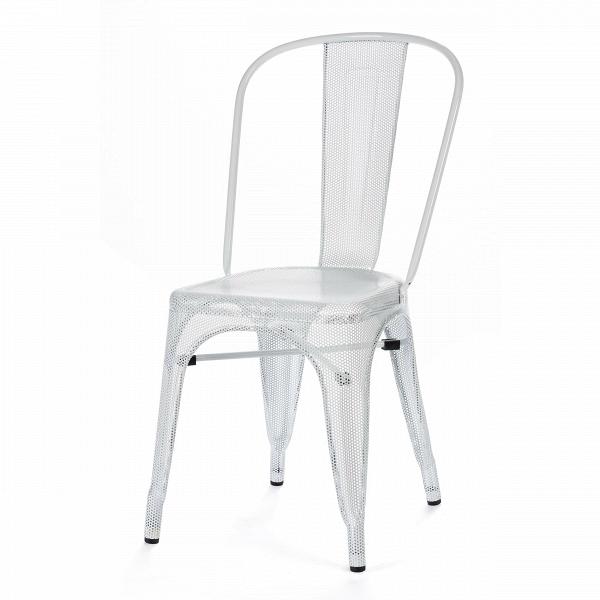 Стул Marais MeshИнтерьерные<br>Дизайнерский однотонный металлический стул Marais Mesh (Мэрейс Мэш) без подлокотников от Cosmo (Космо).<br><br>     Изящество стали. Создается ощущение, словно стул Marais Mesh одет в легкие, невесомые одеяния, отдаленно напоминающие восточные мотивы. И трудно поверить, что он относится к характерным представителям индустриального стиля.<br><br><br>     Такой стул будет хорошо себя чувствовать в любой обстановке. Ведь он выполнен по эскизам известного французского дизайнера Ксавье Пошара, изделия котор...<br><br>stock: 2<br>Высота: 85<br>Высота сиденья: 45<br>Ширина: 46<br>Глубина: 51<br>Тип материала каркаса: Сталь<br>Цвет каркаса: Белый<br>Дизайнер: Xavier Pauchard
