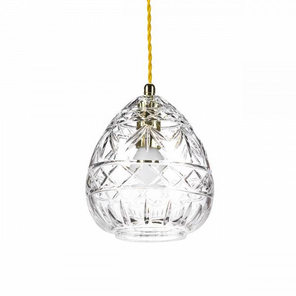 Подвесной светильник Crystal PithosПодвесные<br>«А что, позвольте поинтересоваться, ваза забыла у вас на потолке? И почему ко всему прочему она светит?»<br> <br> А потому, что дизайнерыВподвесного светильника Crystal PithosВ — большие виртуозы в своем деле. Материал, цвет, объемный узор — все это прямая отсылка к хрустальным вазам, которые по-прежнему хранятся у многих из нас. Но глядя на них никто не ожидал, что из них вышел бы отличный дизайнерский светильник! Свет, проходящий сквозь стенки изделия, изящно преломляется в гранях рис...<br><br>stock: 2<br>Высота: 180<br>Диаметр: 15<br>Количество ламп: 1<br>Материал абажура: Стекло<br>Мощность лампы: 40<br>Ламп в комплекте: Нет<br>Напряжение: 220<br>Тип лампы/цоколь: E14<br>Цвет абажура: Прозрачный