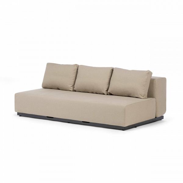 Диван Nevada 3-PРаскладные<br>Дизайнерский удобный диван Nevada (Невада) без подлокотников на низких ножках от Softline (Софтлайн).<br> Датская компания Softline — известный представитель минималистичных решений в дизайне интерьера. Этот бренд известен прежде всего своей мягкой мебелью, с изготовления которой в 1979 году началась история компании. Экспериментируя с формами и цветами, дизайнеры остаются верными главной идее, и поэтому в диванах Softline всегда заметна яркая индивидуальность: однотонные расцветки (ткани с пр...<br><br>stock: 0<br>Высота: 75<br>Высота сиденья: 35<br>Глубина: 107<br>Длина: 200<br>Материал обивки: Хлопок, Полиэстер<br>Коллекция ткани: Vision<br>Тип материала обивки: Ткань<br>Цвет обивки: Бежевый<br>Дизайнер: Busk + Hertzog