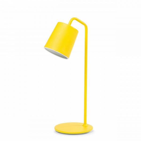 Настольный светильник HideНастольные<br>Для всех пуристов и ревнителей минимализма создан настольный светильник Hide без лишних деталей и украшений. Однако подойдет он и тем, кому не хватает изюминки в интерьере, благодаря позитивному ярко-желтому цвету абажура (в одной из вариаций). Для консерваторов есть черный и белый варианты.<br><br><br> Автор этой минималистичной и функциональной лампы из алюминия и металла — стокгольмец Томас Бернстранд, который продолжает традиции скандинавской школы с ее простотой и удобством, не зря он учи...<br><br>stock: 0<br>Высота: 57<br>Диаметр: 13<br>Количество ламп: 1<br>Материал абажура: Алюминий<br>Материал арматуры: Металл<br>Мощность лампы: 40<br>Ламп в комплекте: Нет<br>Напряжение: 220<br>Тип лампы/цоколь: E14<br>Цвет абажура: Желтый<br>Цвет арматуры: Желтый<br>Дизайнер: Thomas Bernstrand