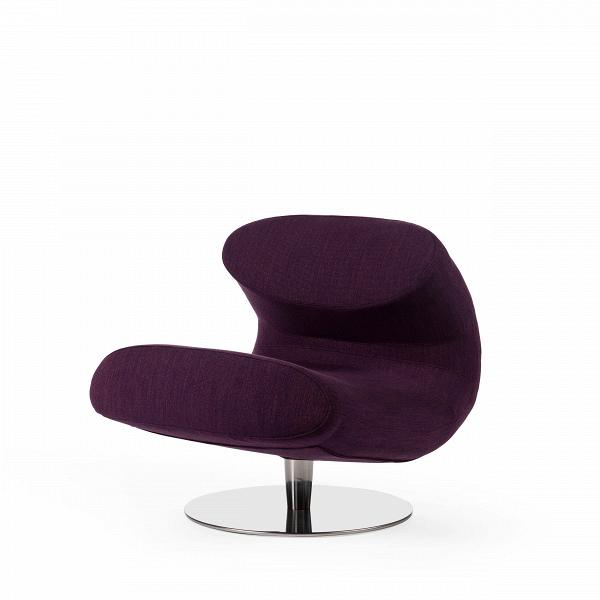 Кресло RioИнтерьерные<br>Дизайнерское минималистичное красивое кресло Rio (Рио) на одной ножке от Softline (Софтлайн).<br><br><br><br> Кресло Rio — красивое и смелое кресло с минималистским, но очень динамичным дизайном. Это результат сотрудничества между Флеммингом Буском и Стефаном Б.Херцогом, датским коллективом дизайнеров, известными своими наградами вВобласти дизайна мебели. Кресло было создано в сентябре 2012 года. <br> <br><br><br> Оригинальное кресло Rio от компании SoftLine — это выбор для активных и жизнерадостных л...<br><br>stock: 0<br>Высота: 70<br>Высота сиденья: 40<br>Ширина: 69<br>Глубина: 90<br>Цвет ножек: Хром<br>Материал обивки: Хлопок, Полиакрил, Полиэстер<br>Коллекция ткани: Select<br>Тип материала обивки: Ткань<br>Тип материала ножек: Алюминий<br>Цвет обивки: Тёмно-бордовый<br>Дизайнер: Busk + Hertzog