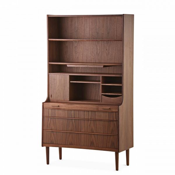 Шкаф ExemplaryШкафы<br>Выбрать подходящую мебель для хранения ваших вещей не всегда легко, приходится учитывать множество факторов. Шкаф или комод должен подходить по дизайну, быть функциональным и удобным и, что немаловажно, иметь привлекательный внешний вид.<br><br><br> ШкафВExemplaryВсочетает в себе все необходимые качества высококлассной дизайнерской мебели. У него имеется множество открытых отделений для хранения самых разных вещей, а также вместительные выдвижные ящики. Шкаф покоится на четырех высоки...<br><br>stock: 1<br>Высота: 176,5<br>Ширина: 100<br>Глубина: 46,5<br>Цвет ножек: Натуральный<br>Материал каркаса: Орех американский<br>Материал ножек: Орех американский<br>Цвет каркаса: Натуральный