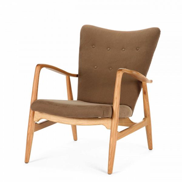 Кресло DelightsИнтерьерные<br>Строгая классика и стильный дизайн — это именно то, что сейчас так ценят в интерьере офиса или рабочего кабинета. Именно мебель задает атмосферу в помещении, ее цветовую гамму и настроение. Хотите, чтобы при входе в помещение вас сразу начинали посещать нужные мысли? Тогда нужно с умом подобрать необходимую мебель.<br><br><br> Кресло DelightsВобладает именно тем деловым шармом, который так важен на рабочем месте. Спинка кресла слегка откинута назад, за счет чего очень удобна и способствует...<br><br>stock: 1<br>Высота: 80,5<br>Высота сиденья: 38<br>Ширина: 67<br>Глубина: 84<br>Материал каркаса: Массив дуба<br>Материал обивки: Хлопок, Лен<br>Тип материала каркаса: Дерево<br>Коллекция ткани: Ray Fabric<br>Тип материала обивки: Ткань<br>Цвет обивки: Светло-коричневый<br>Цвет каркаса: Дуб