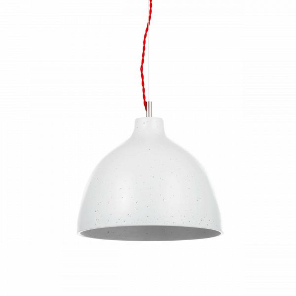 Подвесной светильник Grain диаметр 29Подвесные<br>Стильный подвесной светильник Grain диаметр 29 — один из одноименной коллекции светильников в стиле лофт. Белая и сераяВлампы GrainВот компании Cosmo выполнены в одно стилистике, благодаря чему подходят для декорирования одного интерьера. Их можно подвешивать в разных частях комнаты или же рядом друг с другом на разной высоте. Мелкое тиснение на поверхности абажура отнюдь не является браком. Эта зернистость добавляет в облик изделия гранжевости и освежает его.<br> <br> Белый цвет в деко...<br><br>stock: 17<br>Высота: 150<br>Диаметр: 29<br>Количество ламп: 1<br>Материал абажура: Бетон<br>Мощность лампы: 13<br>Ламп в комплекте: Нет<br>Напряжение: 220<br>Тип лампы/цоколь: E27<br>Цвет абажура: Светло-серый