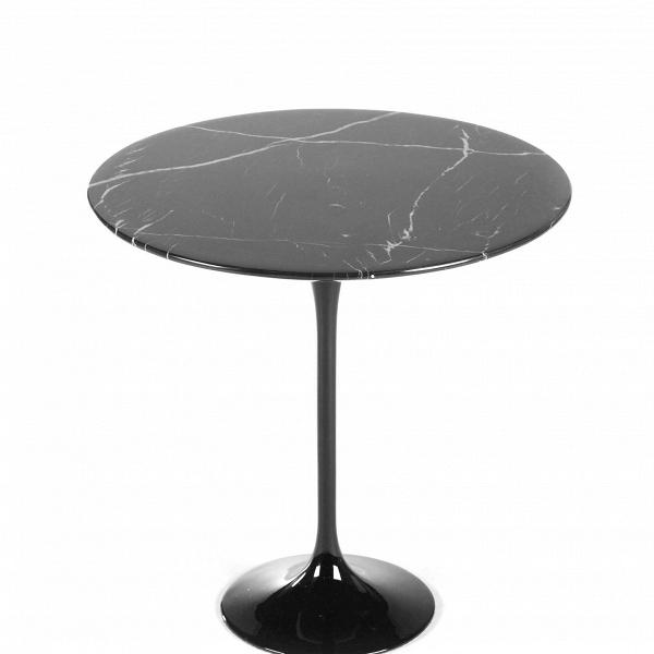Кофейный стол Tulip с мраморной столешницей высота 52 от Cosmorelax