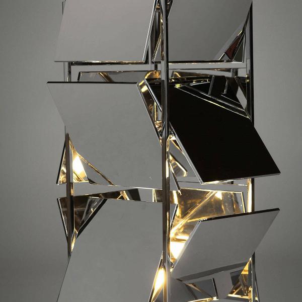 Настольный светильник Cubrik 16 плиток от Cosmorelax