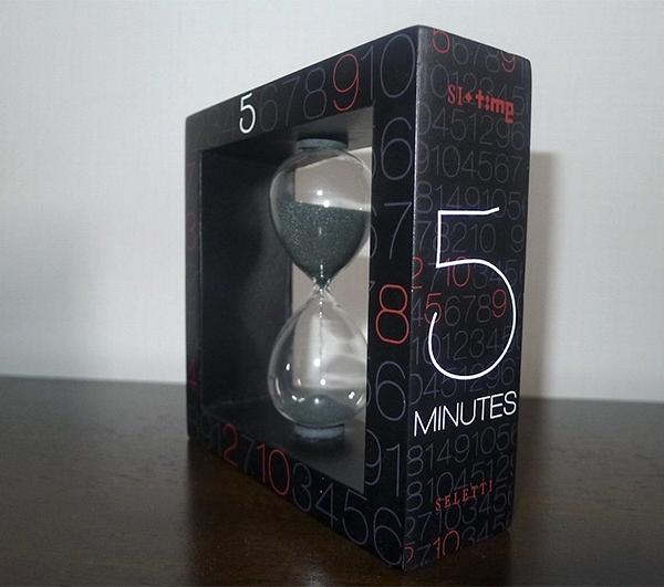 Песочные часы Si-Time от Cosmorelax