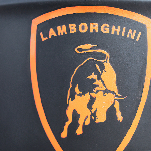 Бочка декоративная Lamborghini от Cosmorelax