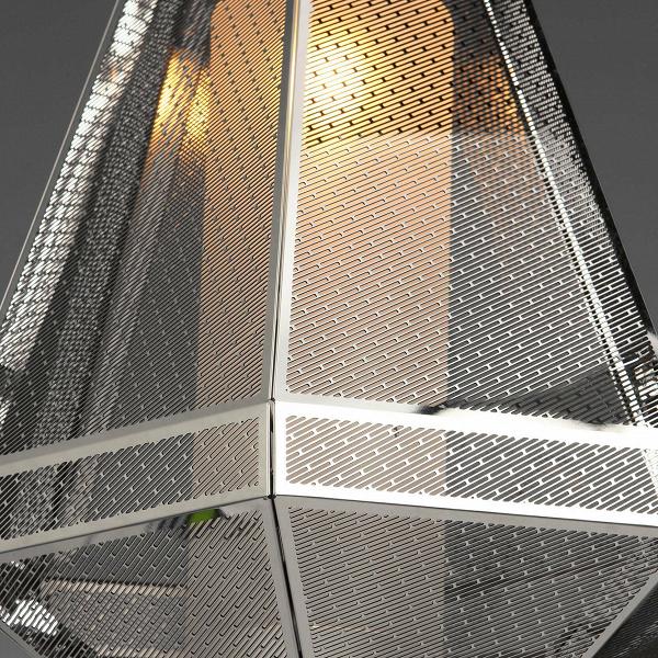 Подвесной светильник Elliot высота 27 диаметр 23 от Cosmorelax
