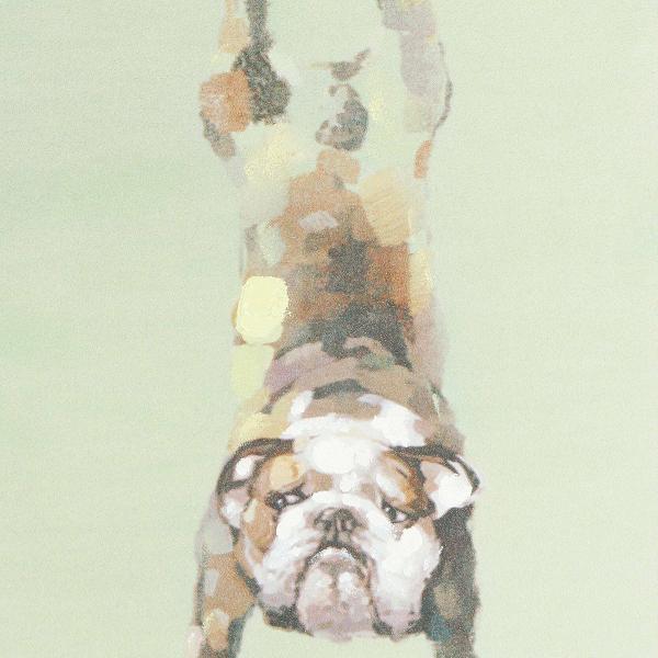 Картина Woof от Cosmorelax