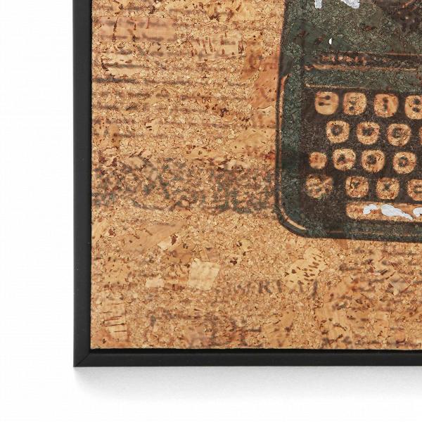 Картина Typewriter от Cosmorelax