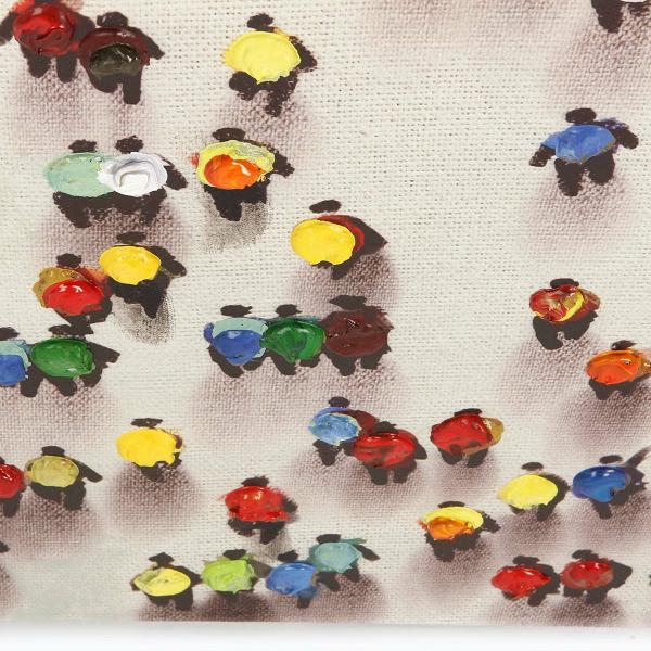 Картина Crowded Field от Cosmorelax