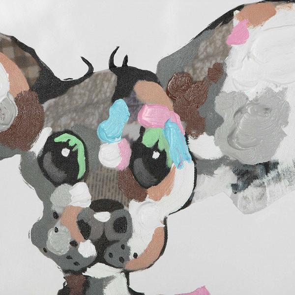 Декоративная тарелка Puppy от Cosmorelax