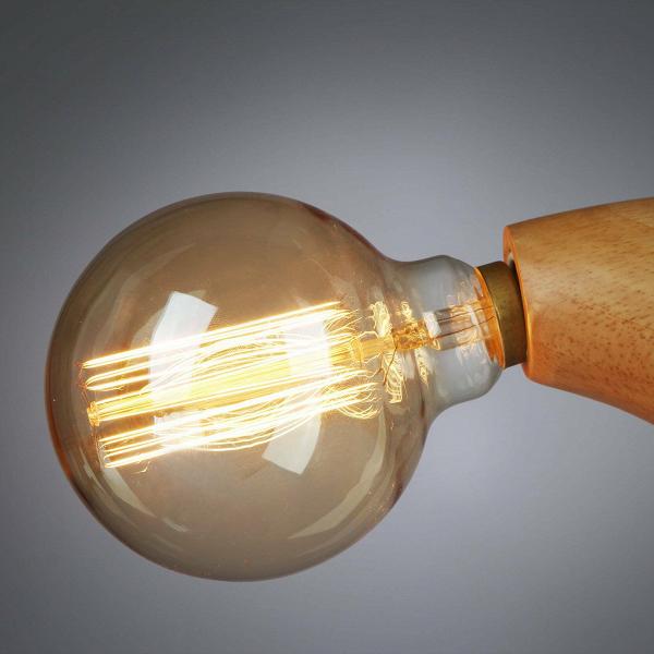 Подвесной светильник Squid длина 24 от Cosmorelax