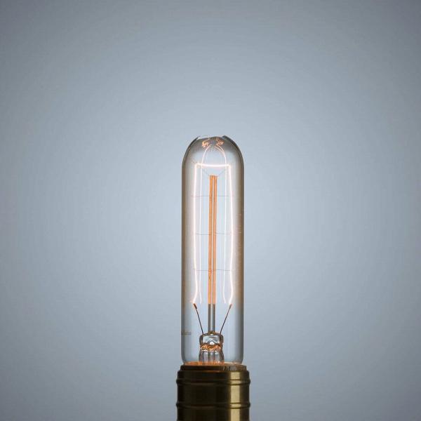Винтажная лампа Эдисон Tubular Hairpin (T9) 8 нитей от Cosmorelax