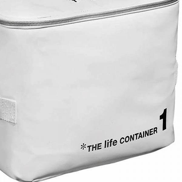Контейнер для хранения The Life Container 1 белый от Cosmorelax