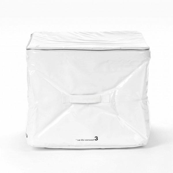 Контейнер для хранения The Life Container 3 белый от Cosmorelax