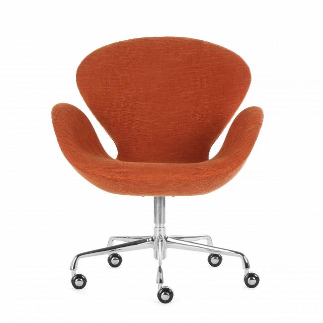 Кресло Swan на колесиках
