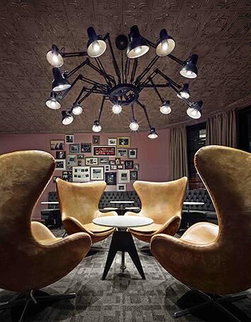 Хостел Generator в Лондоне от The Design Agency  и ORBIT Architects.