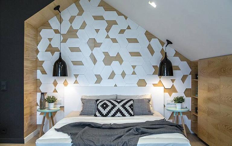 Проект «Кабинет над спальней» при участии Cosmorelax