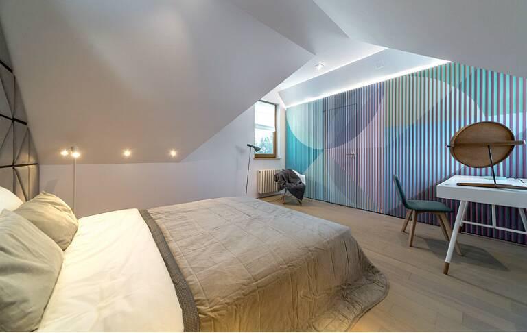 «Дачный ответ»: проект «Спальня с агамографом» при участии Cosmorelax