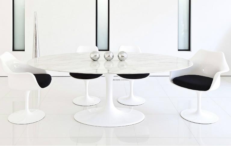 Мебель, свет и декор с «каменным» характером
