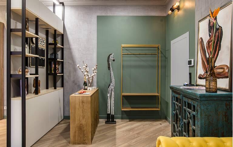 Все по полочкам: стеллажи, шкафы, комоды и тумбочки для удобного хранения