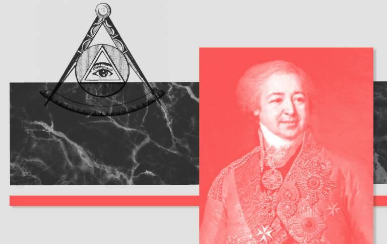Стол «бриллиантового князя»