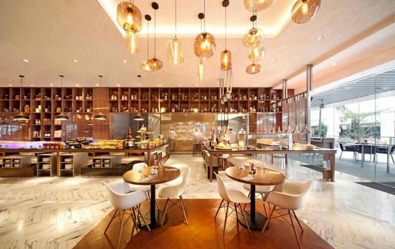 Дизайнерский отель в Сингапуре.