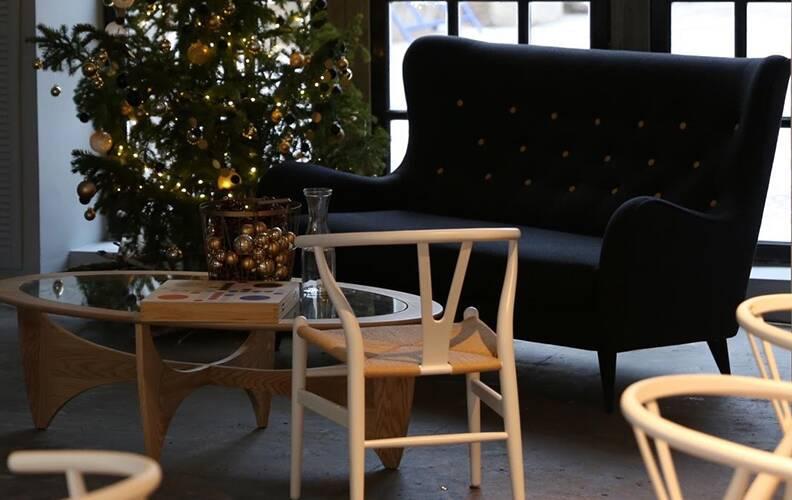 Уютный интерьер кафе «Yumbaker»