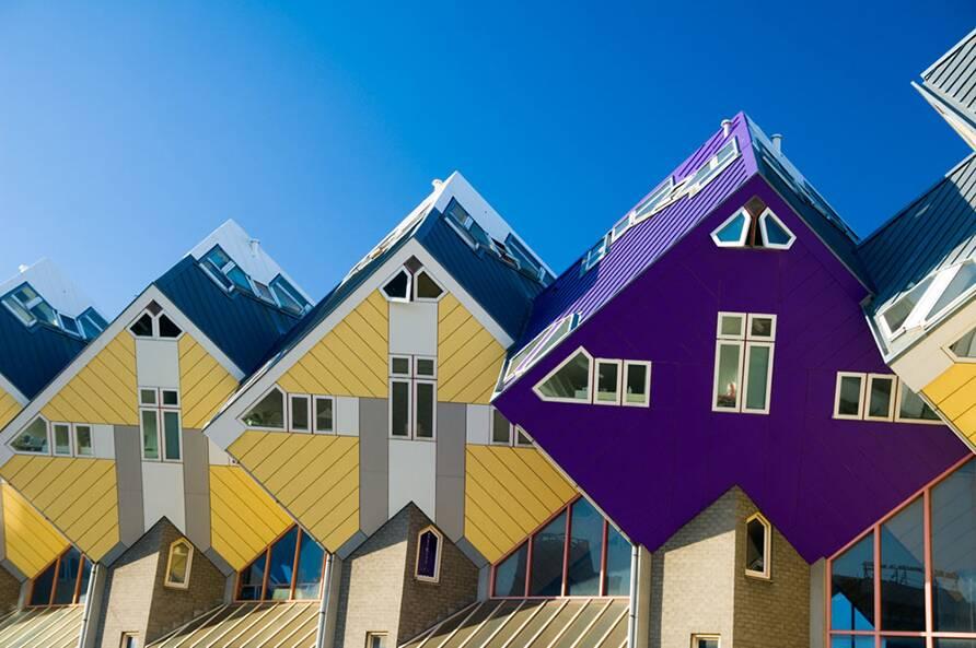 Самые невероятные жилые дома мира: топ-5