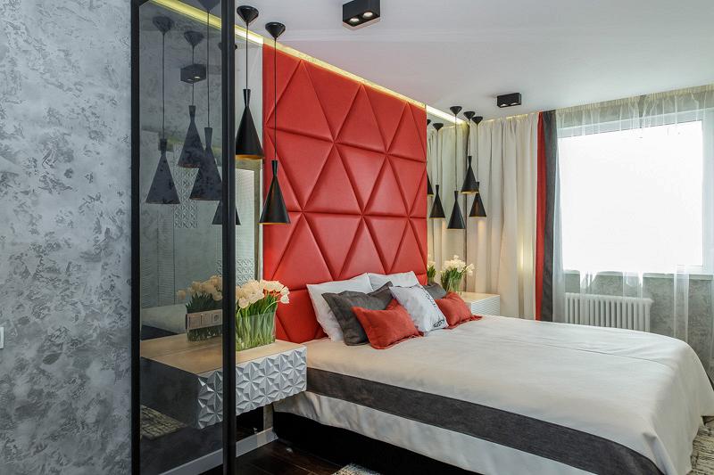 «Квартирный вопрос»: Спальня в небоскребах