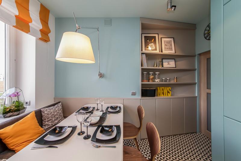 «Квартирный вопрос»: проект «Кухня с радиолой» при участии Cosmorelax