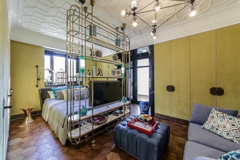 Проект «Спальня в китайской шкатулке» при участии Cosmorelax