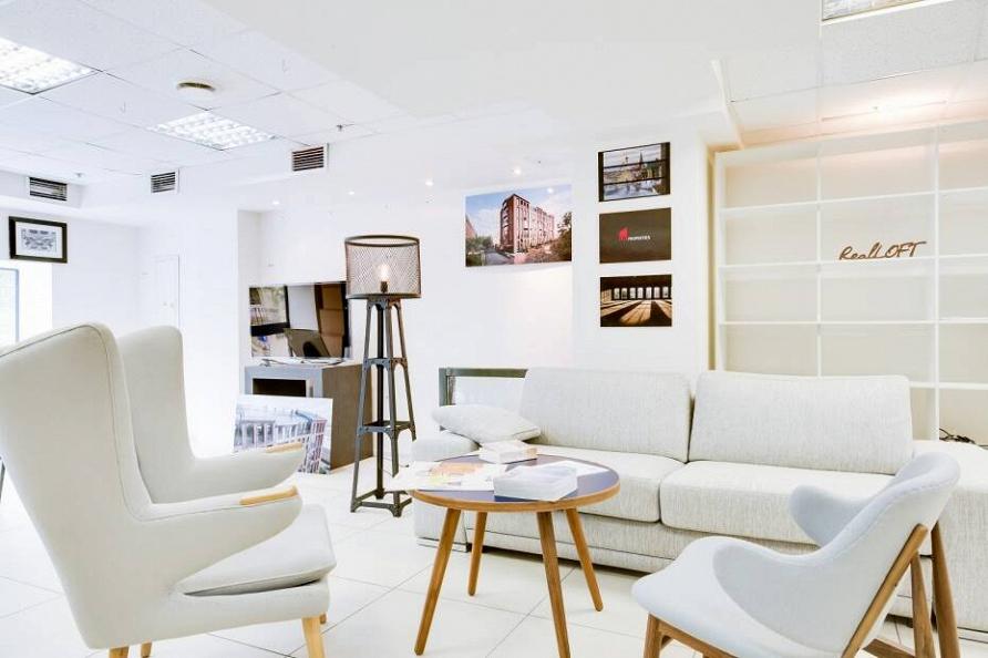 Шоу-рум с мебелью и светом Cosmorelax