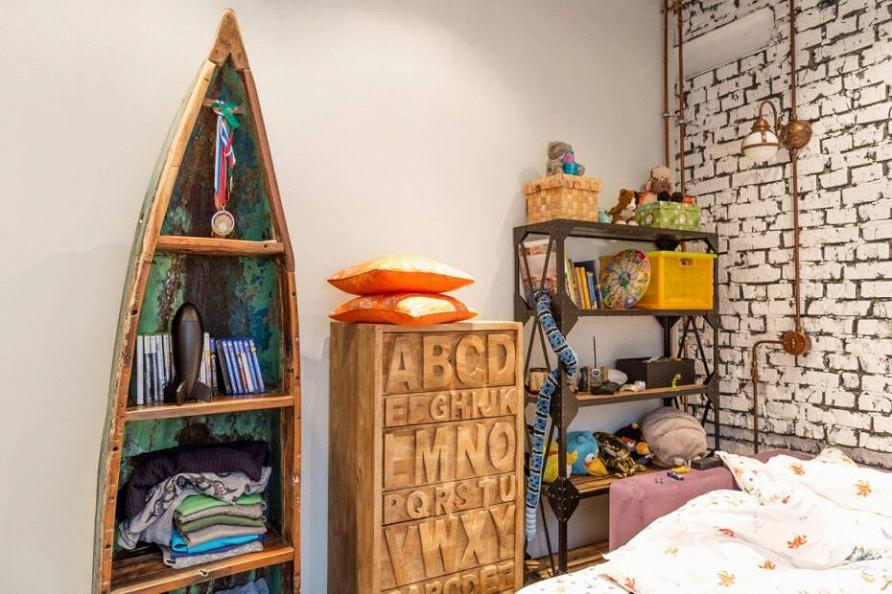 Новинка в Cosmorelax: креативная мебель с любовью к природе от Like Lodka